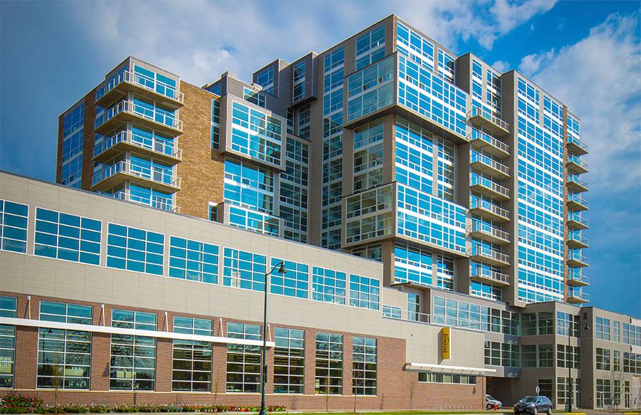 Galaxie High Rise Apartments