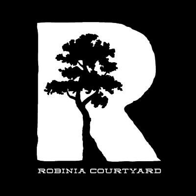 Robinia Courtyard